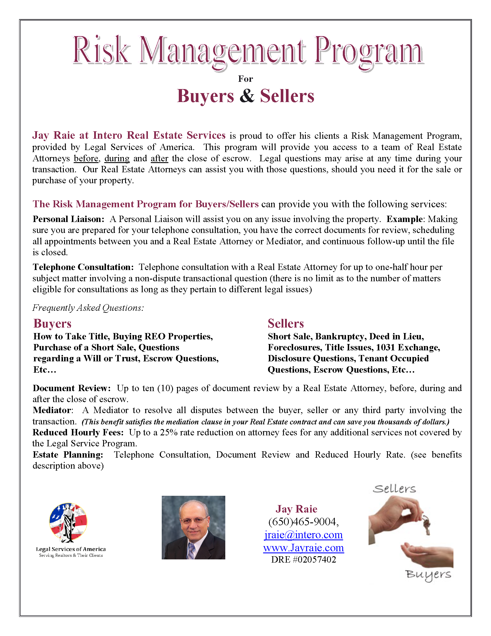 Buyer-Sellers Flyer-LSOA